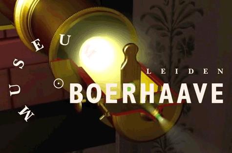 Infofilm maakt 30 sec Spotje voor Museum Boerhaave te Leiden