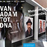 Infofilm maakt interactief Jaarverslag voor Museum Boerhaave