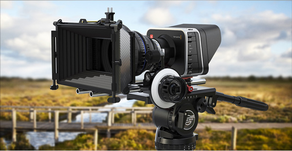 Blackmagic Design Announces Blackmagic Cinema Camera