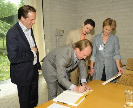 Helene Kröller-Müller Fonds gelanceerd
