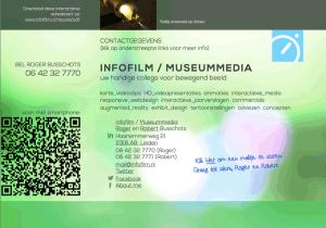 Infofilm-Museummedia