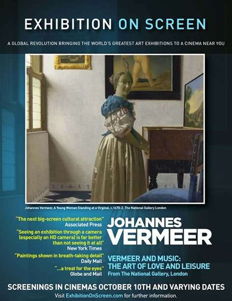 Vermeer and Music, The Art of Love and Leisure