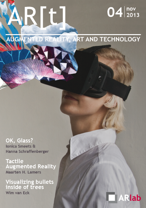 Fourth issue of AR[t] Magazine