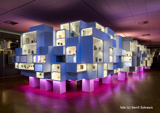 Kossmann-dejong ontwerpt vernieuwde Wonderkamers