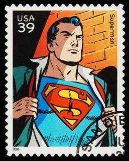 Kinderen maken hun eigen postzegel