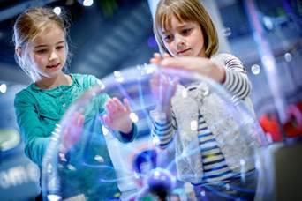 NEMO beste kidsproof museum van Nederland