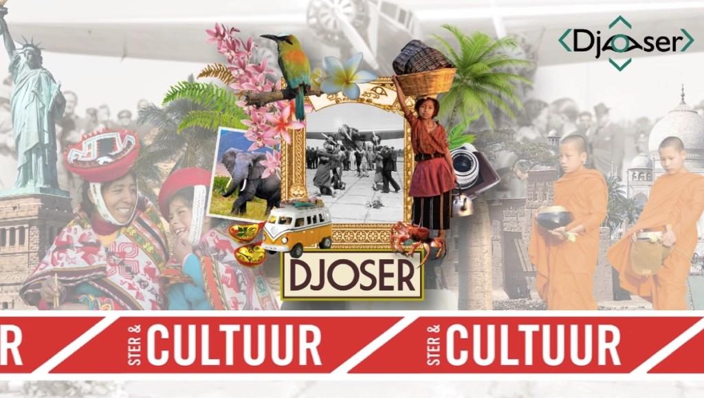 Infofilm maakt STER spotje voor Djoser Reizen