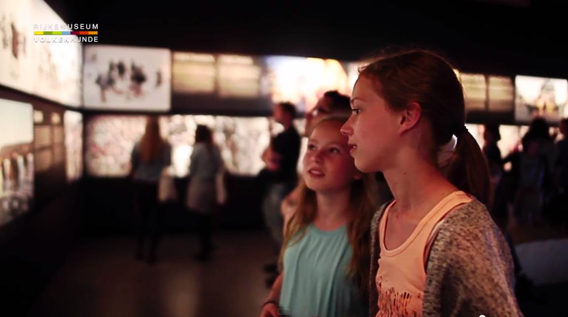Promo-video 'Leve de Mens', fotograaf Jimmy Nelson