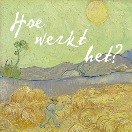 Schilder als Van Gogh