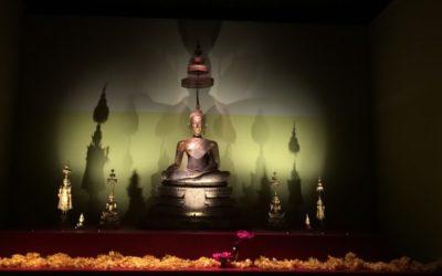 De Boeddha in Leiden