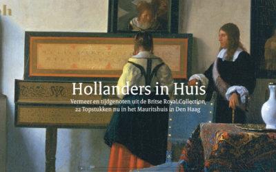 Promoclip voor 'Hollanders in Huis' in Mauritshuis