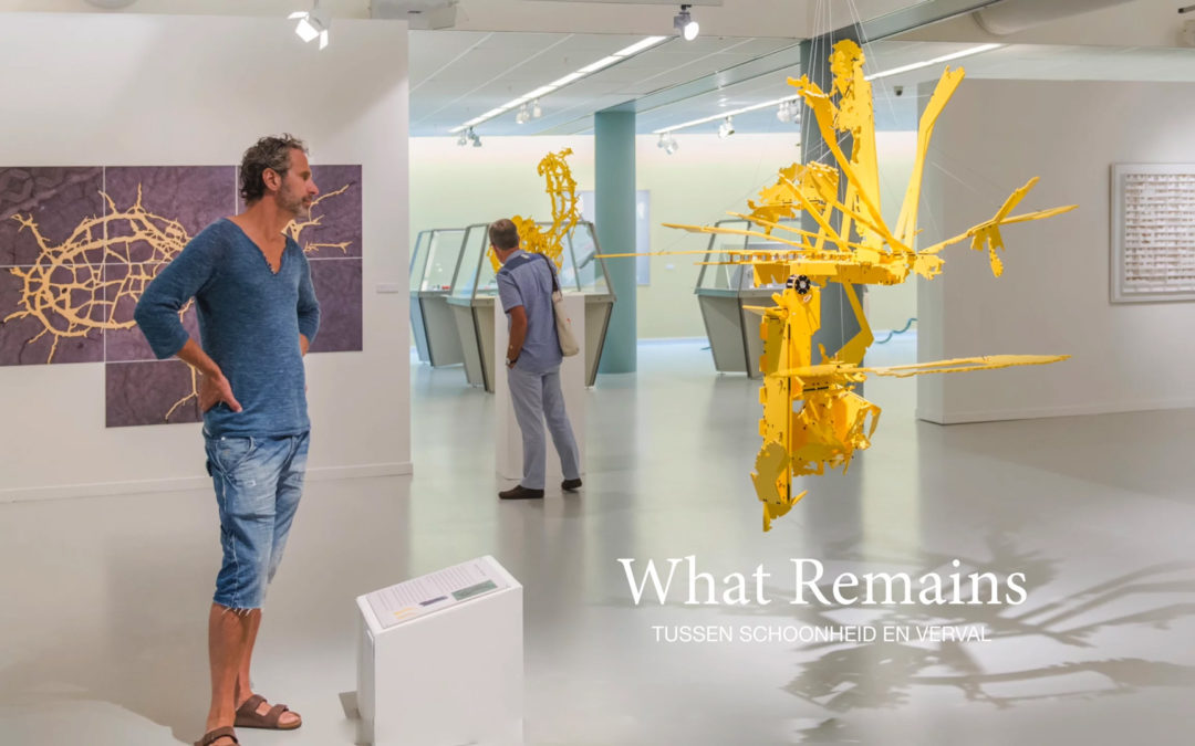 Promoclip 'What Remains', tentoonstelling CODA Museum