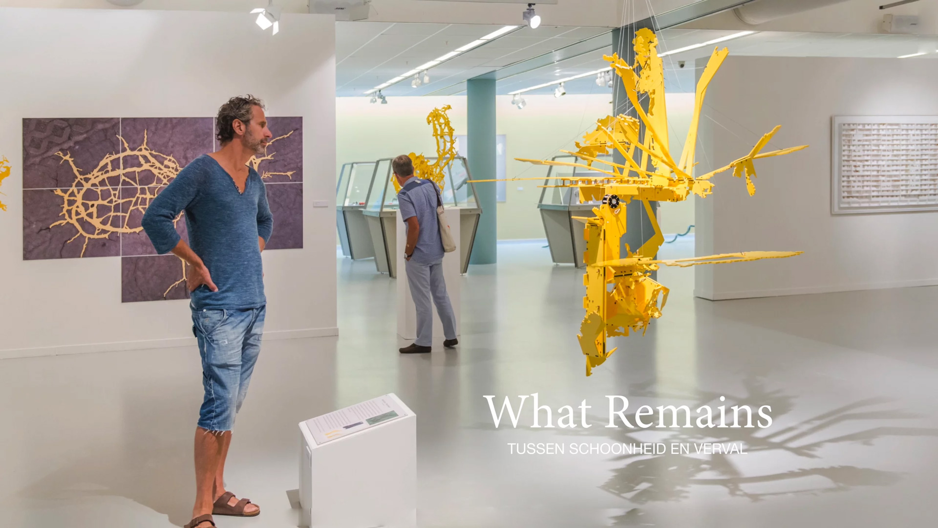 What Remains - CODA Museum