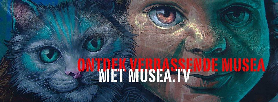 Nieuw op musea tv