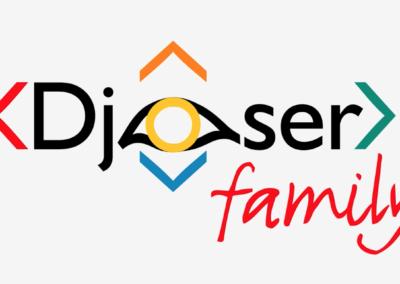 Djoser Junior wordt Djoser Family