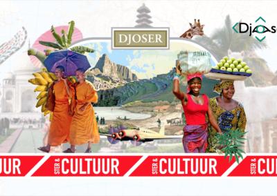 STER tv-spot 2018 voor Djoser, de andere manier van reizen
