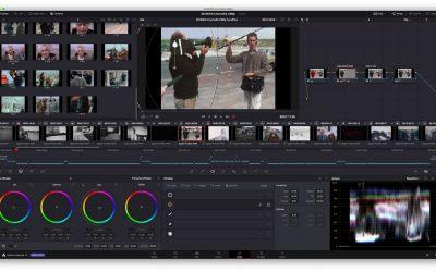 Kleurcorrectie en grading documentaire Cinemafia
