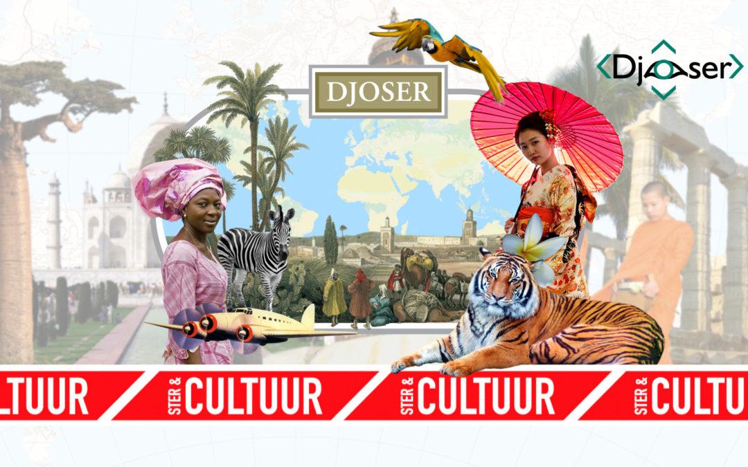 STER tv-spot 2017 voor Djoser, de andere manier van reizen