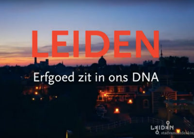 Erfgoed Leiden video