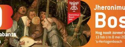 Grootste Jheronimus Bosch-tentoonstelling ooit